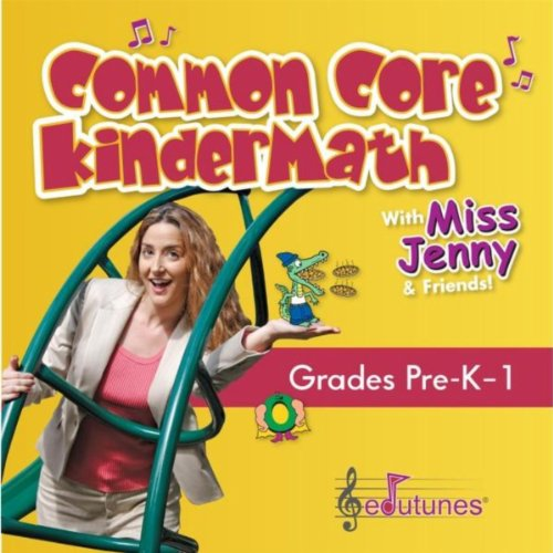 - Common Core Kinder Math With Miss Jenny & Friends