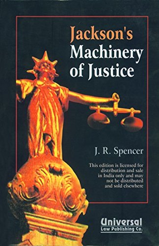 machinery of justice - 9