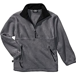 Charles River Apparel Men's Stylish Fleece Pullover