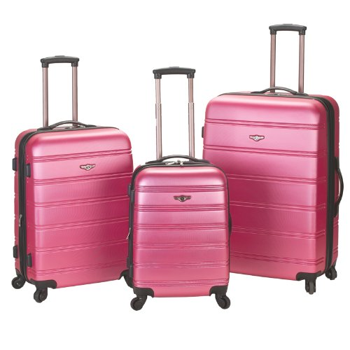rockland-melbourne-3-piece-abs-luggage-set
