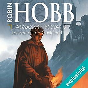 Les secrets de Castelcerf (L'Assassin royal 9) Audiobook