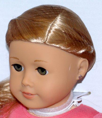 Best American Girl Doll Blonde Hair Hazel Eyes August