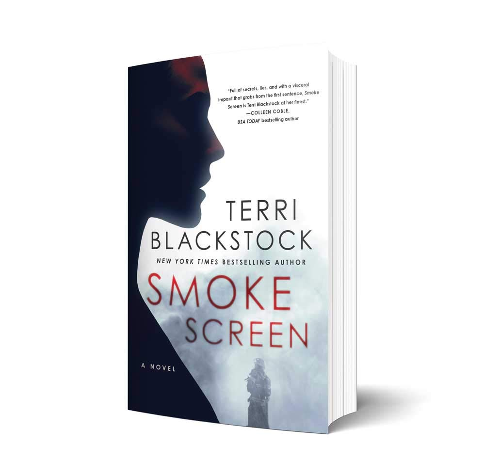 Smoke Screen by Terri Blackstock {A Book Review}