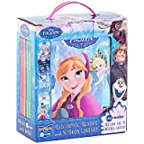 Frozen Electronic Me Reader and 8 Book Set