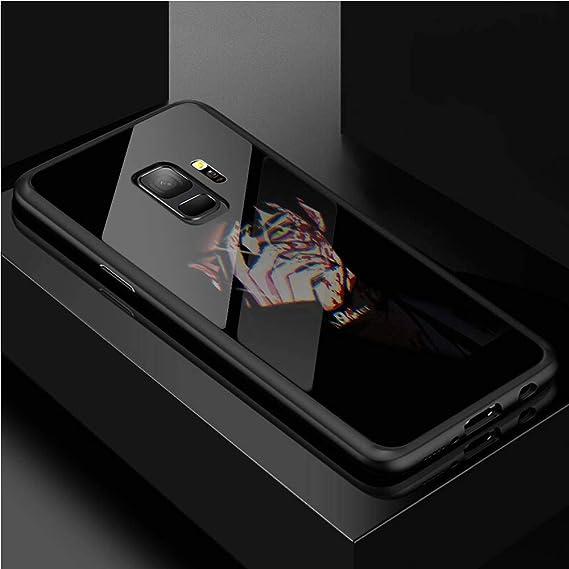 JINGJING for Samsung Galaxy S10 Plus Caja del teléfono de Cristal ...