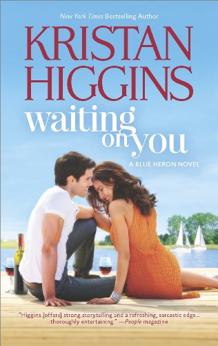 Waiting On You (The Blue Heron Series Book (Harlequin Three Light)