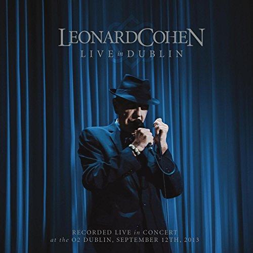 Live Dublin Leonard Cohen
