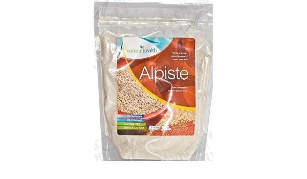 Leche De Alpiste 100% Natural 17.60 Oz by NaturalHealth: Amazon.es: Salud y cuidado personal