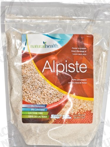 Leche De Alpiste 100% Natural 17.60 Oz by NaturalHealth: Amazon.es: Salud y cuidado personal
