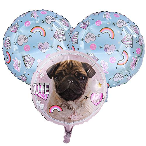 BirthdayExpress Rachael Hale Dog Love Foil Balloon (3)