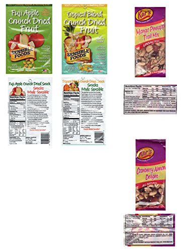 Healthy Snacks In-A-Box Fruit and Nut Variety Box by Snack Naturally (Image #3)