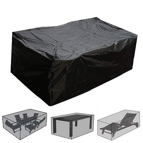 Household Merchandises Dust Covers Furniture Waterproof Set Garden Patio Protection Rain Sofa Outdoor Cover Dustproof Snow