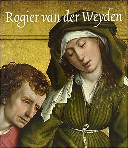 Book's Cover of Rogier van der Weyden y los reinos de la Península Ibérica (Español) Tapa blanda – 1 enero 2015