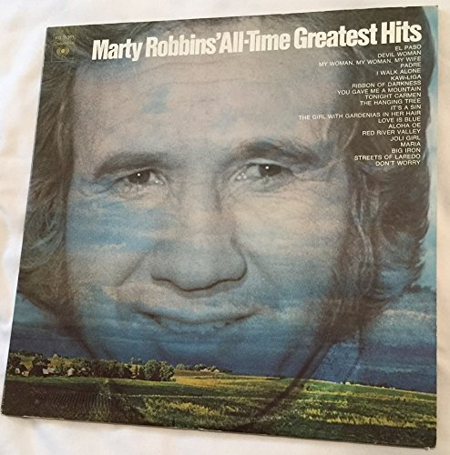 Marty Robbins' All-time Greatest Hits by COLUMBIA