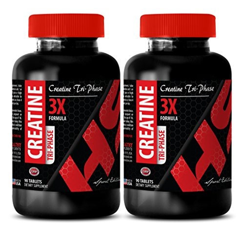 Creatine monohydrate pills - CREATINE TRI-PHASE