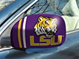 Fanmats Louisiana State University Small Mirror Cover Size=5.5''x8'' NCAA-12008