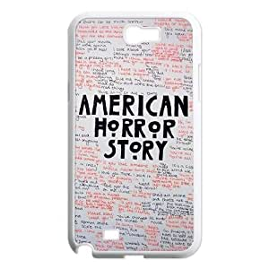 Custom For Ipod Touch 4 Case Cover with Personalized American Horror Story