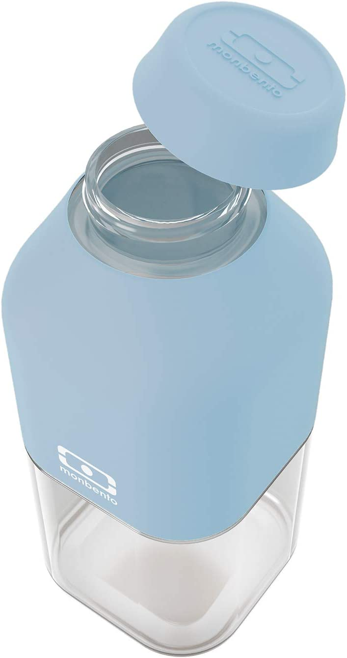 Thermoses /& Thermal Carafes Light Blue monbento Unisexs Mb Positive M Travel Mugs 0.1 x 0.1 x 0.1 cm