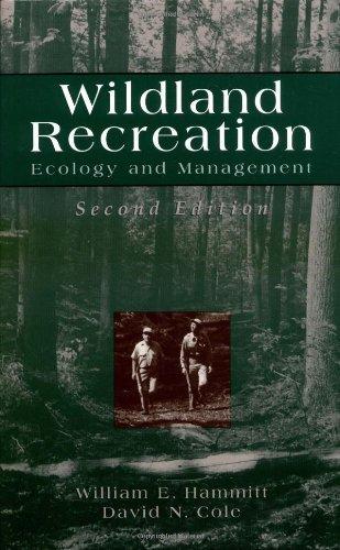 Wildland Recreation: Ecology and Management Pdf