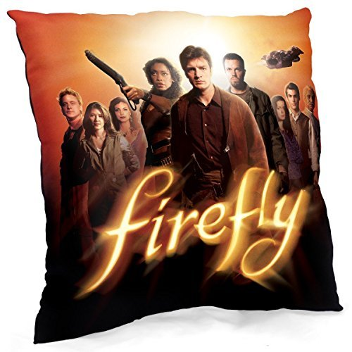 Toy Vault TYV23009 Firefly Crew Throw Pillow [並行輸入品] B07T9TMLRP