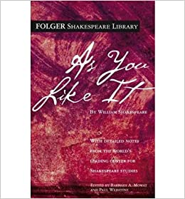 As You Like It (Folger Shakespeare Library)- Common