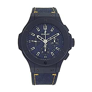 Hublot automatic-self-wind mens Watch 301.CI.2770.NR.JEANS14 (Certified Pre-owned)