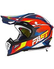 Capacete Motocross Trilha Enduro - Pro Tork Fast Fantasy