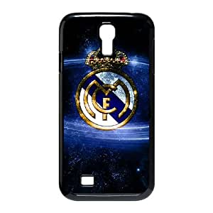 Samsung Galaxy S4 9500 Cell Phone Case Black Real Madrid RQB Fun Phone Cases