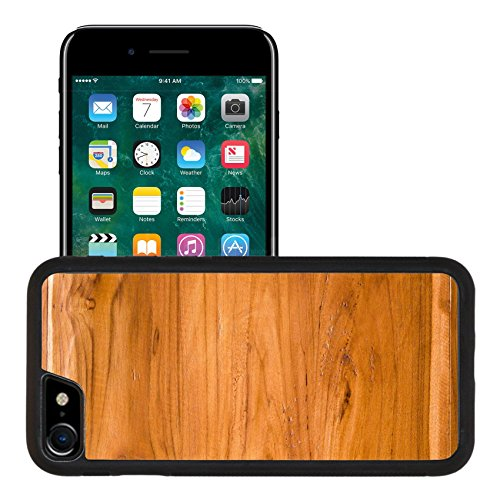 Liili Apple iPhone 7 iPhone 8 Aluminum Backplate Bumper Snap iphone7/8 Case iPhone6 IMAGE ID: 17080960 color pattern of teak wood decorative surface