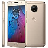 "Smartphone Motorola Moto G5s Ouro 5.2"" 4G Android 7.1 Octa-Core 1.4GHz"