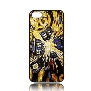 Exploding Tardis iPhone 4/4s Case