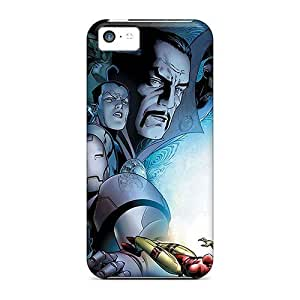 Hot Avengers I4 First Grade Tpu Phone Case For Iphone 5c Case Cover