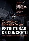 capa de Corrosão e Degradação em Estruturas de Concreto