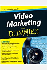 Video Marketing For Dummies Paperback