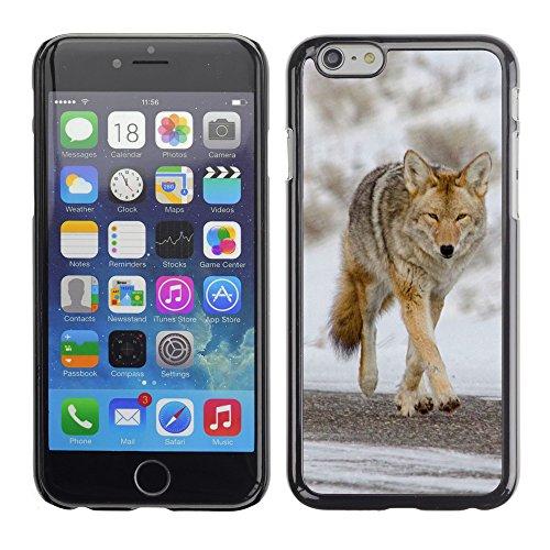 "Premio Sottile Slim Cassa Custodia Case Cover Shell // F00028029 Hiver du renard // Apple iPhone 6 6S 6G 4.7"""
