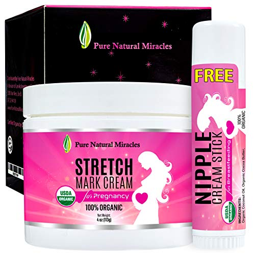 Stretch Cream Pregnancy Prevention Organic product image