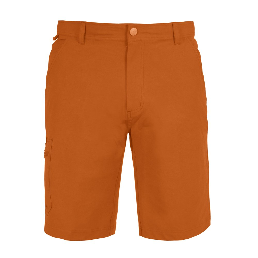Grundens SHORTS メンズ B01L0PQQ8S 30|オレンジ(Burnt orange) オレンジ(Burnt orange) 30