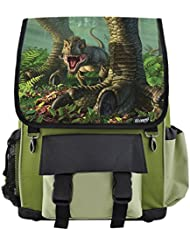 Baby Wee T-Rex Dinosaur School Backpack for Boys, Girls, Kids