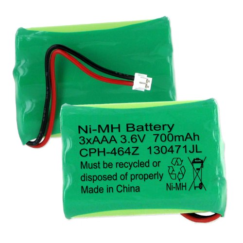 700mAh Replacement HB1001 Cordless Battery