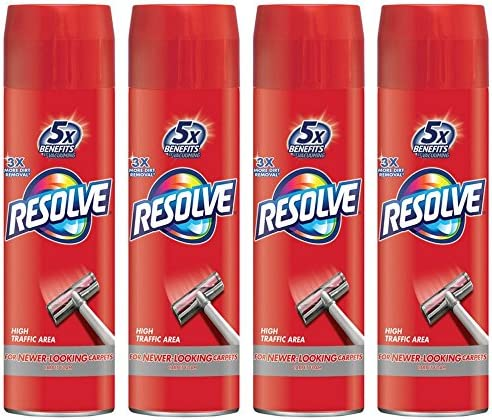 Resolve High Traffic Carpet Cleaner product image