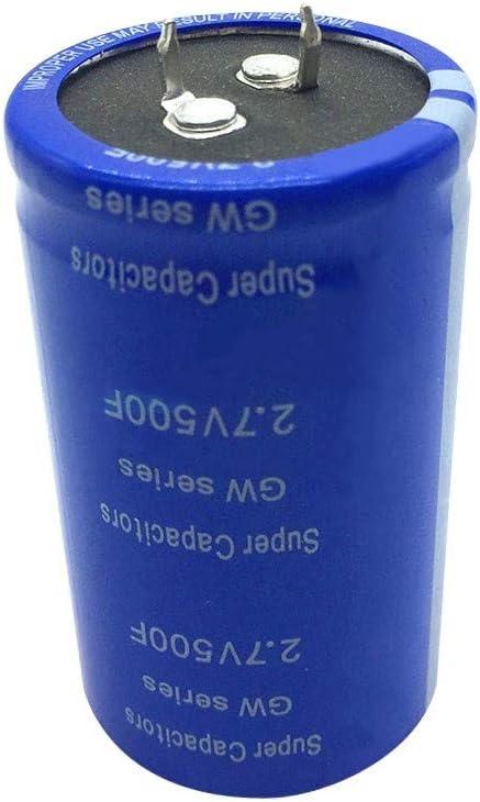6PCS Super Farad Capacitor 2.7V 500F 35mm60mm Suitable for ...