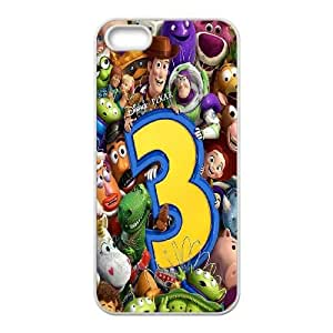 DIY iPhone 5,5S Case, Zyoux Custom New Design iPhone 5,5S Plastic Case - monster inc