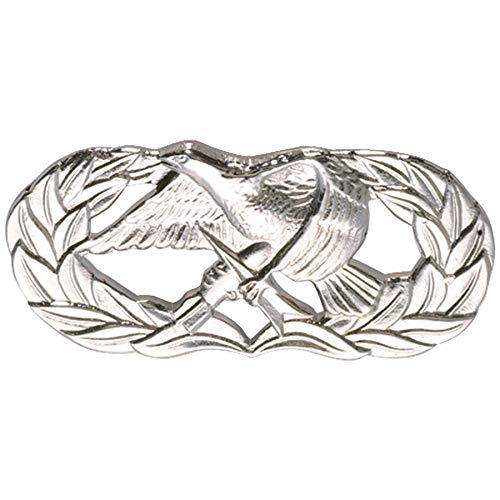 Medals of America Air Force Badge Air Maintenance Munition Regulation Mirror Finish Mirror (Maintenance Badge)