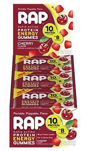 RAP Protein Gummyes