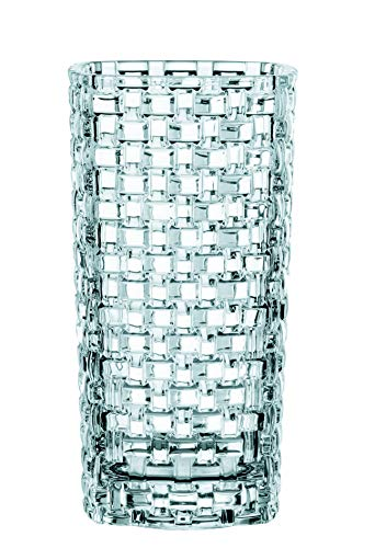 Nachtmann Dancing Stars Bossa Nova 11-Inch Crystal Vase