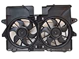 RADIATOR CONDENSER COOLING FAN FOR FORD FITS ESCAPE MARINER MA3115129
