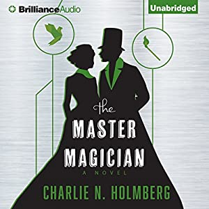 The Master Magician Audiobook