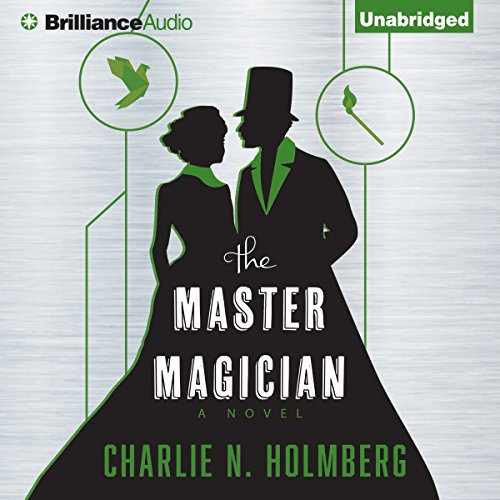 The Master Magician by Brilliance Audio
