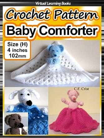 Amigurumi Magazine Subscription : Crochet Pattern: Baby Comforter: Beginner Crochet (Animal ...