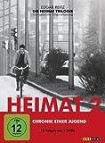 Heimat 2 - Chronik einer Jugend [7 DVDs]